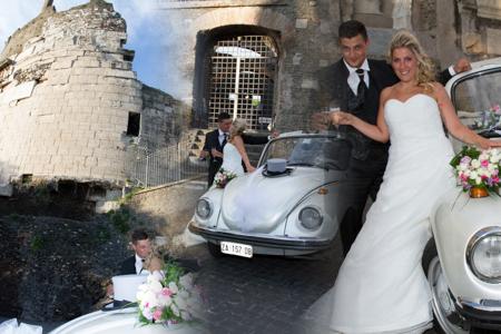 matrimonio a Roma servizio fotografico a Cecilia Metella