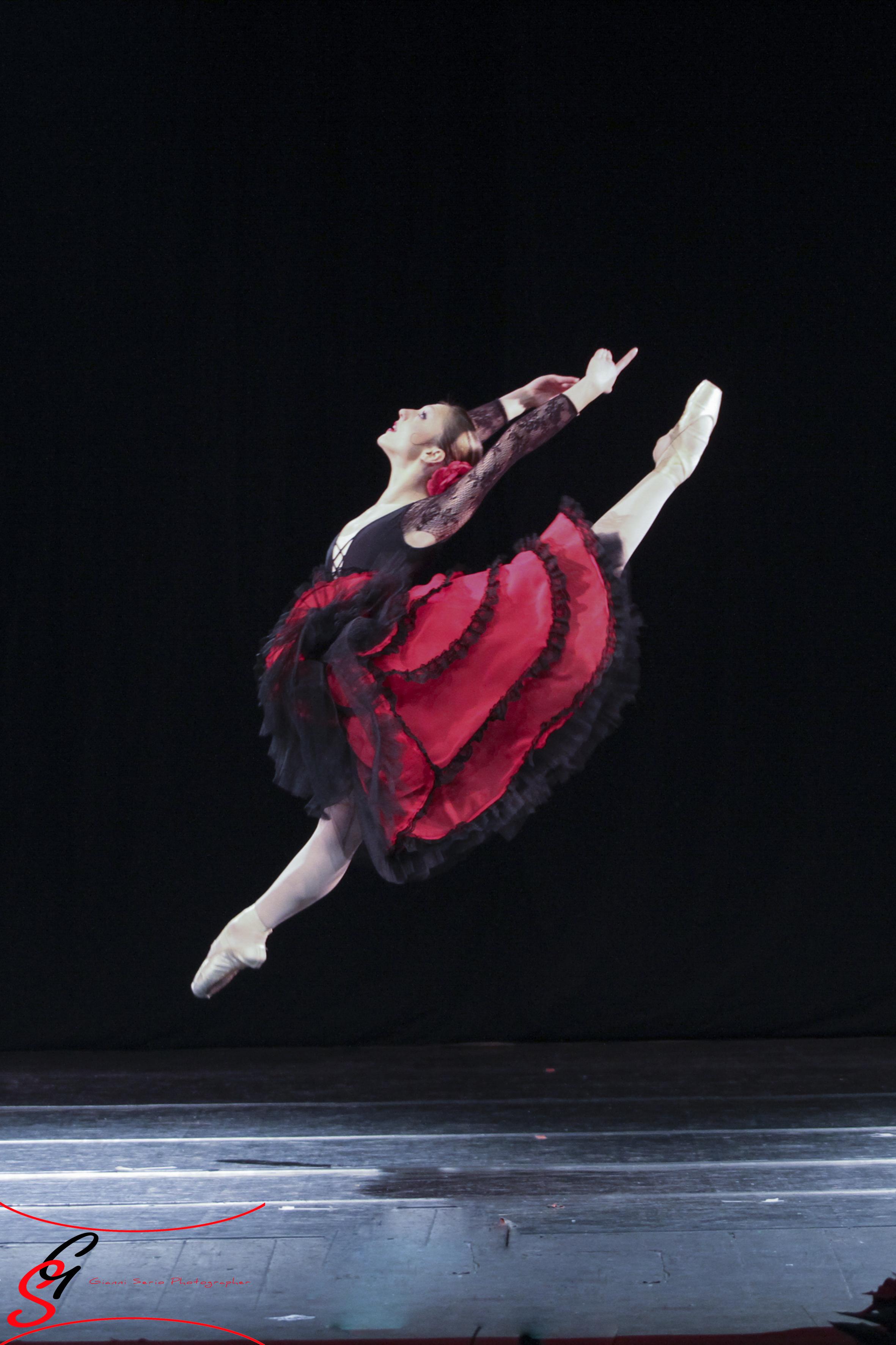 fotografo di danza