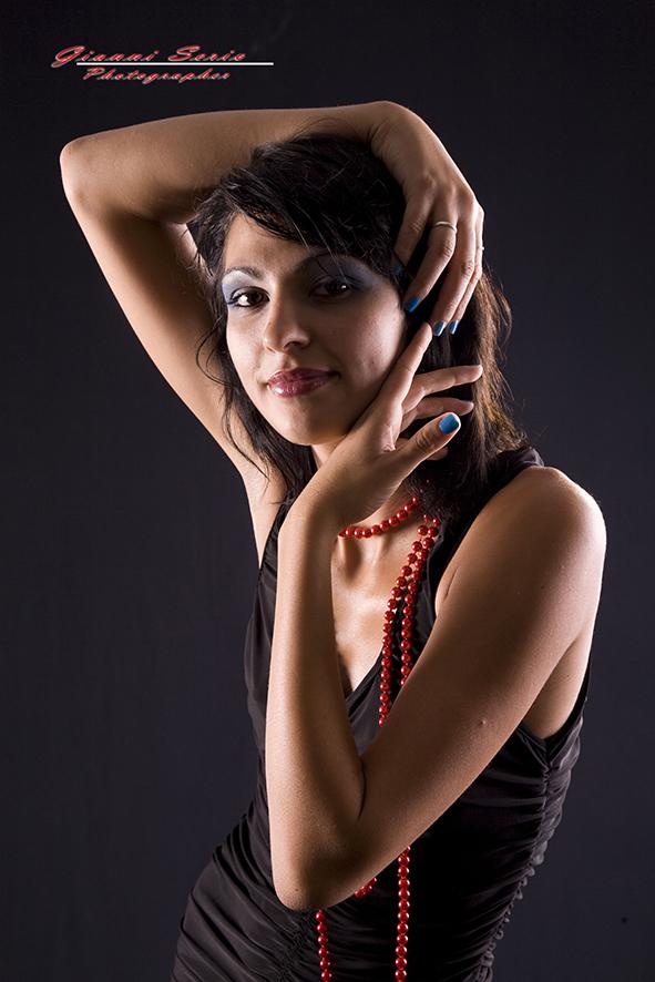 Moda,servizi fotografici per modelle