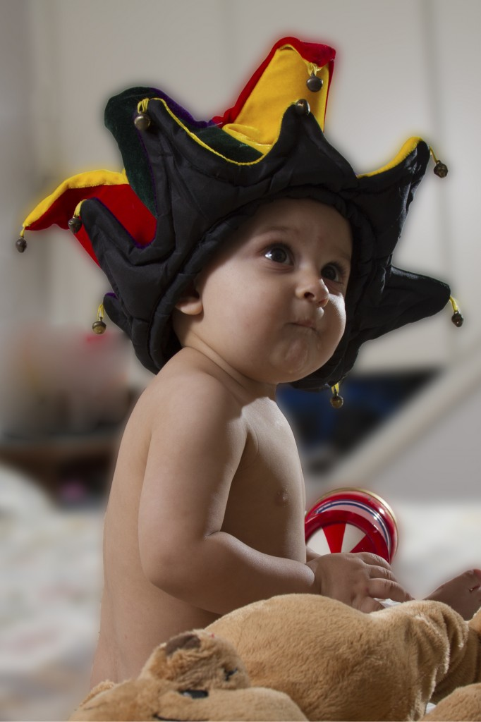 servizi fotografici per bambini a carnevale